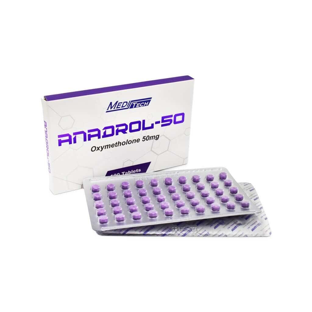 Anadrol (Anapolon) Ciclo 4