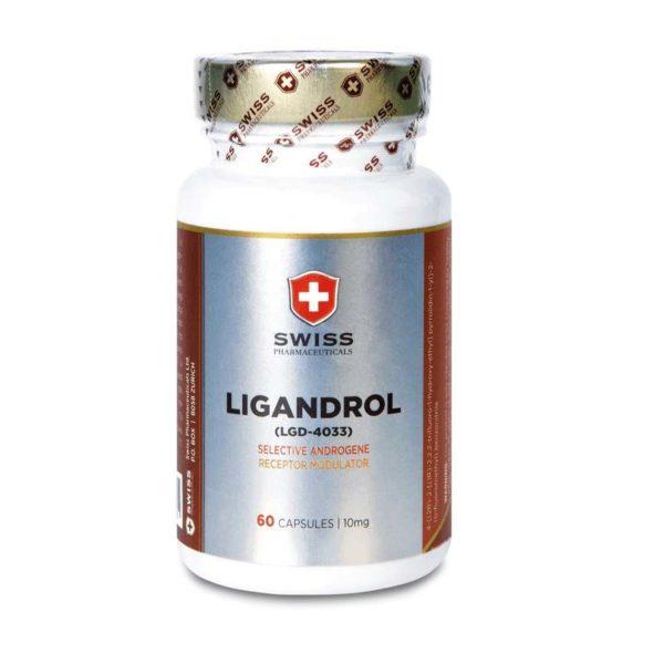 Ligandrol (LGD 4033) Ciclo 5