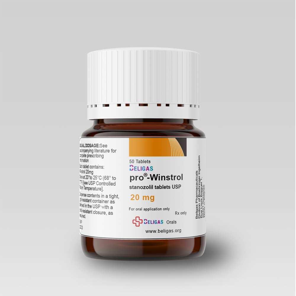 Stanozolol Ciclo