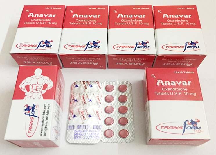 Comprar Anavar